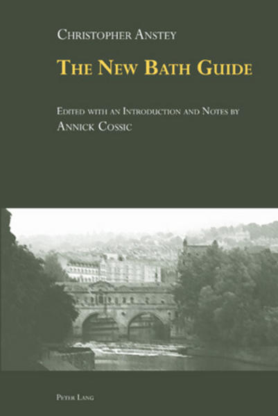«The New Bath Guide» - Coverbild