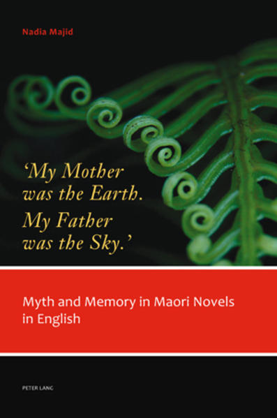 'My Mother was the Earth. My Father was the Sky.' - Coverbild