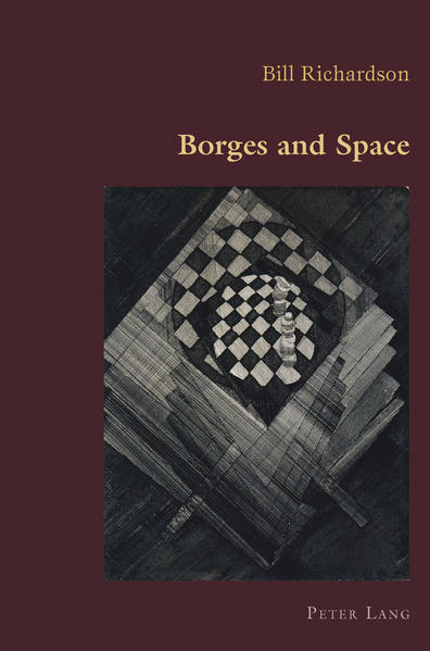 Borges and Space - Coverbild