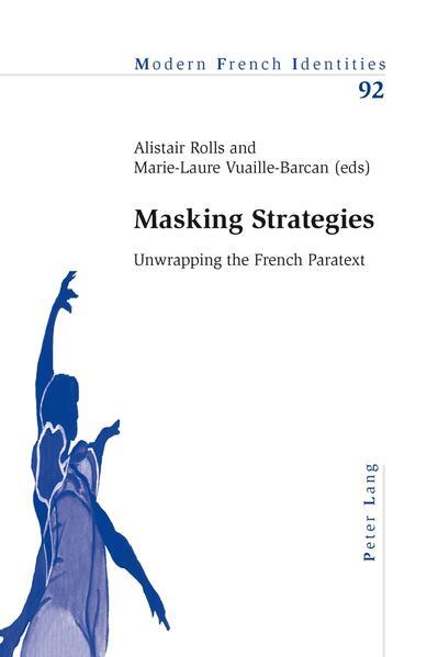 Masking Strategies - Coverbild