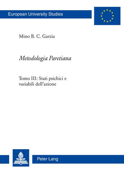 Metodologia Paretiana - Coverbild
