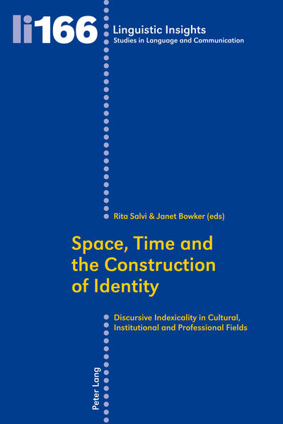 Space, Time and the Construction of Identity - Coverbild