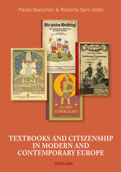 Textbooks and Citizenship in modern and contemporary Europe - Coverbild