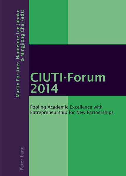 CIUTI-Forum 2014 - Coverbild
