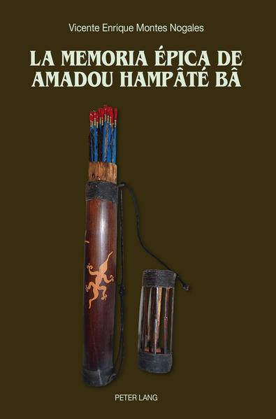 La memoria épica de Amadou Hampâté Bâ - Coverbild