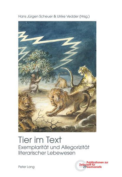 Tier im Text - Coverbild