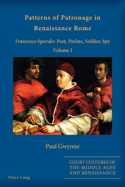 Patterns of Patronage in Renaissance Rome - Coverbild