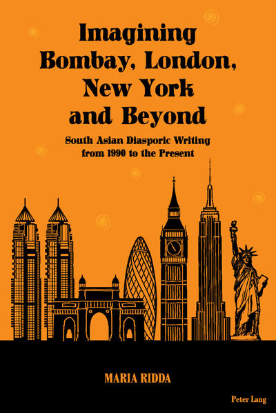 Imagining Bombay, London, New York and Beyond - Coverbild