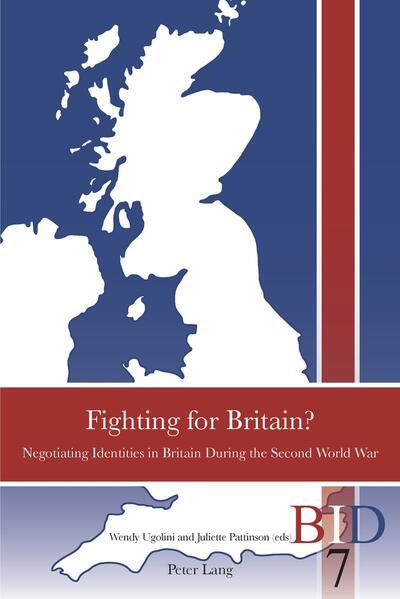 Fighting for Britain? - Coverbild