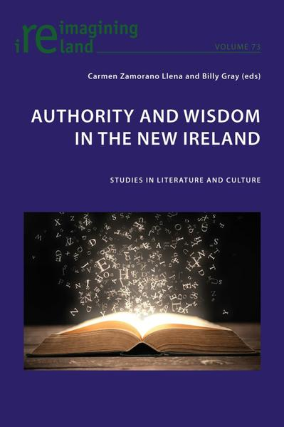 Authority and Wisdom in the New Ireland - Coverbild