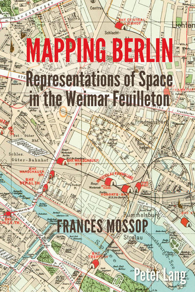 Mapping Berlin - Coverbild