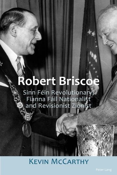 Robert Briscoe - Coverbild