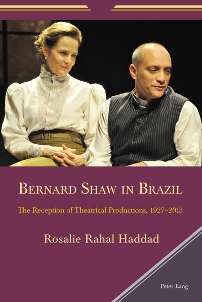 Bernard Shaw in Brazil - Coverbild