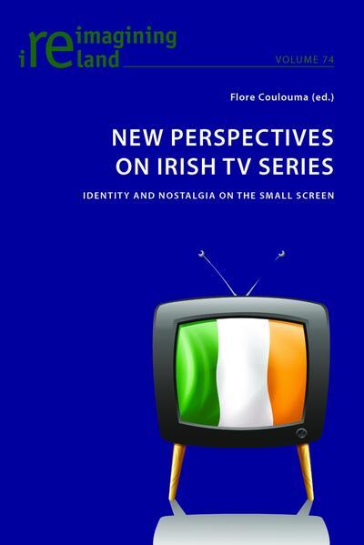 New Perspectives on Irish TV Series - Coverbild