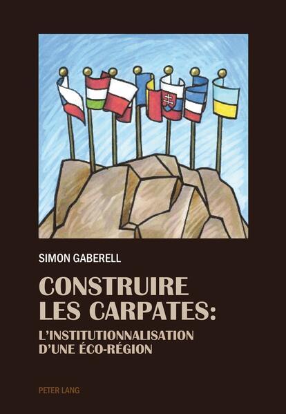 Construire les Carpates - Coverbild