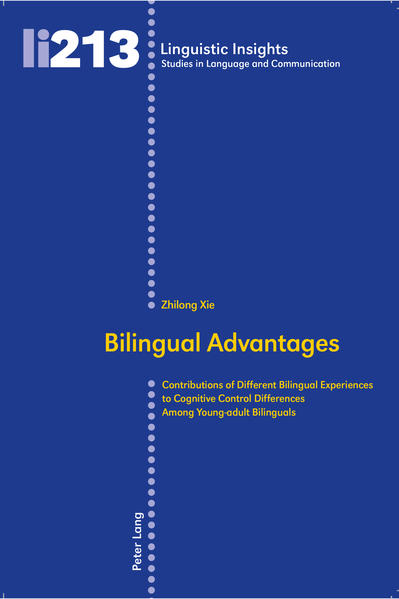 Bilingual Advantages - Coverbild