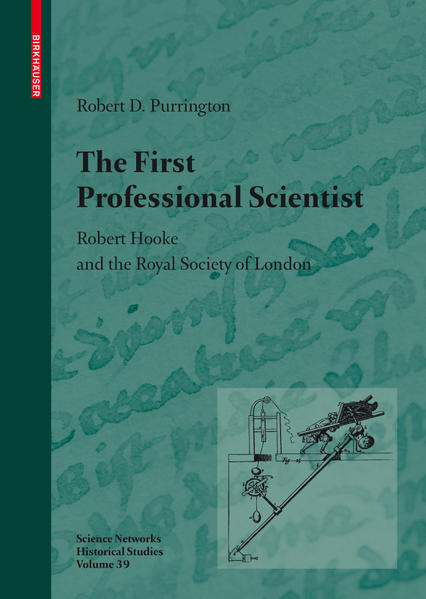 The First Professional Scientist - Coverbild