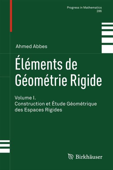 Éléments de Géométrie Rigide - Coverbild