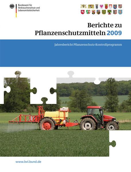Berichte zu Pflanzenschutzmitteln 2009 - Coverbild