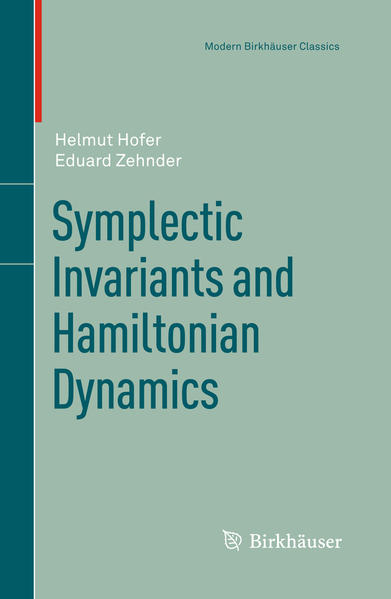 Symplectic Invariants and Hamiltonian Dynamics - Coverbild