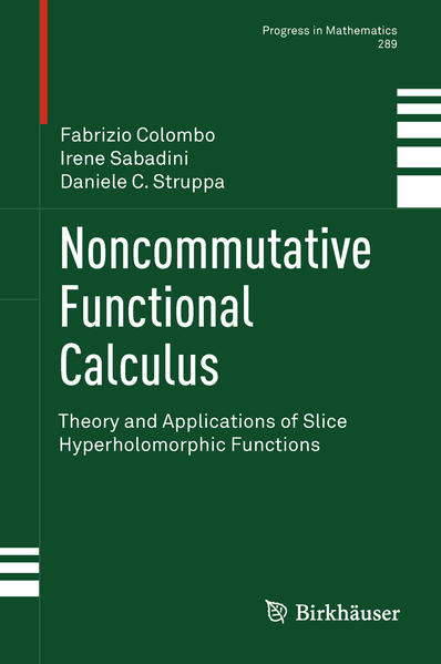 Noncommutative Functional Calculus - Coverbild
