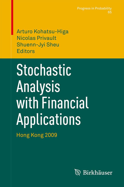 Stochastic Analysis with Financial Applications - Coverbild