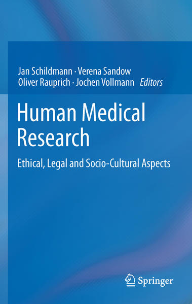 Human Medical Research - Coverbild