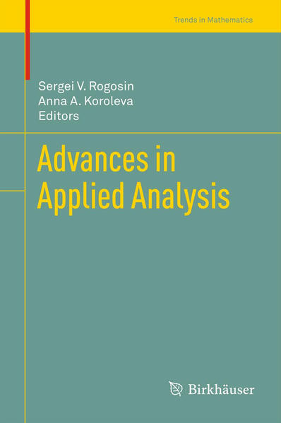 Advances in Applied Analysis - Coverbild