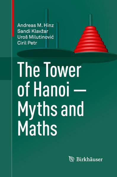 The Tower of Hanoi – Myths and Maths - Coverbild