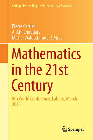 Mathematics in the 21st Century - Coverbild