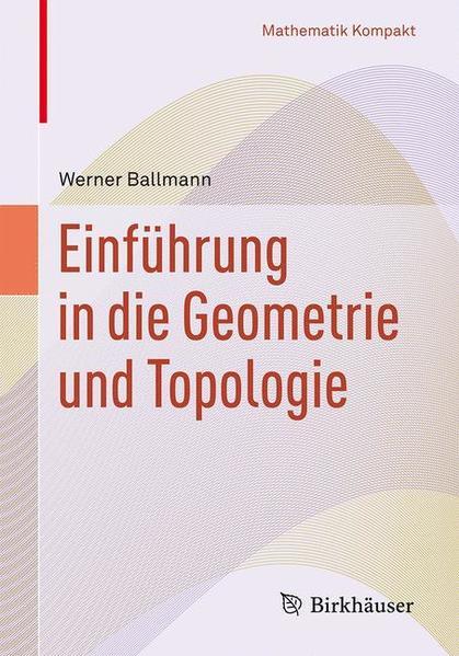 Einführung in die Geometrie und Topologie - Coverbild