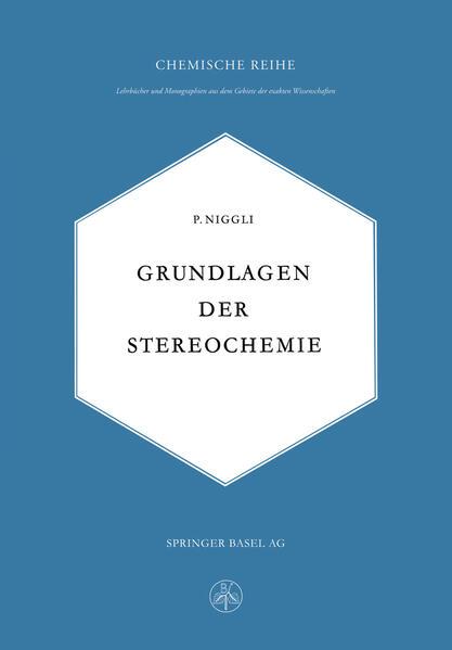 Grundlagen der Stereochemie - Coverbild