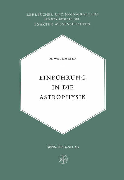 Einführung in die Astrophysik - Coverbild