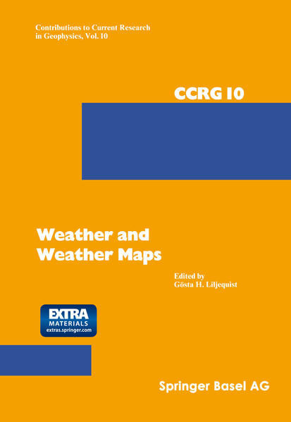 Weather and Weather Maps - Coverbild