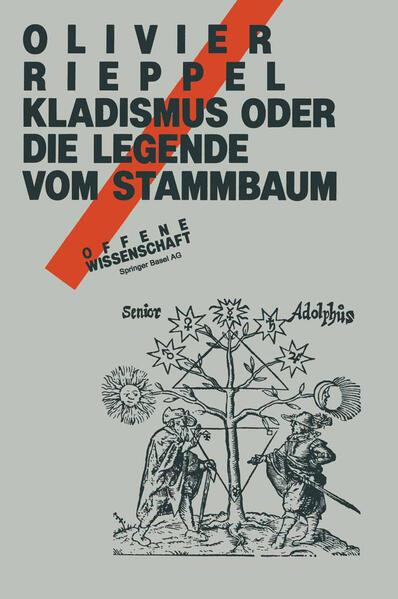 Kladismus oder die Legende vom Stammbaum - Coverbild