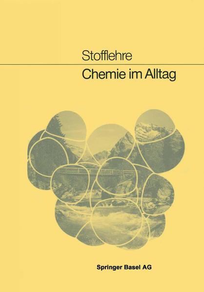 Chemie im Alltag - Coverbild