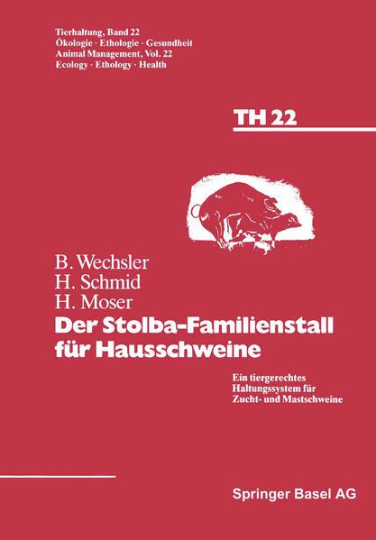 Der Stolba-Familienstall für Hausschweine - Coverbild