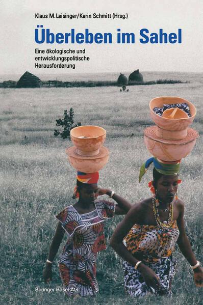 Überleben im Sahel - Coverbild