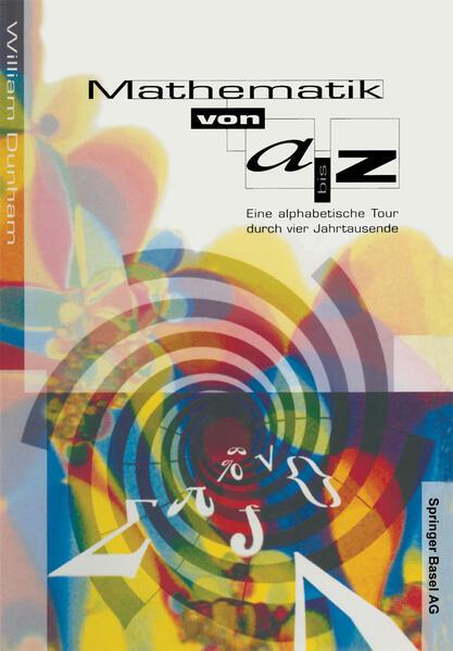 Mathematik von A–Z - Coverbild