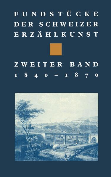 Fundstücke der Schweizer Erzählkunst - Coverbild