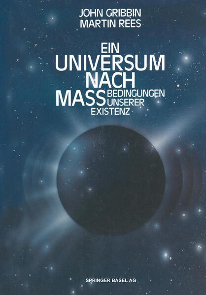 Ein Universum nach Maß - Coverbild