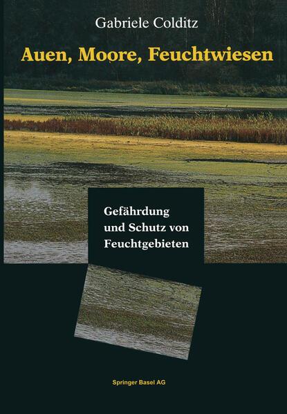 Auen, Moore, Feuchtwiesen - Coverbild