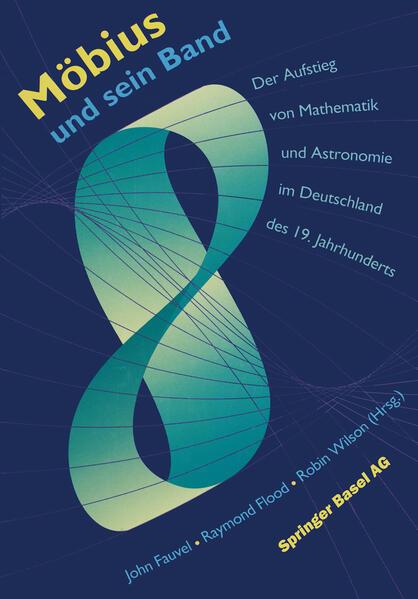 Möbius und sein Band - Coverbild