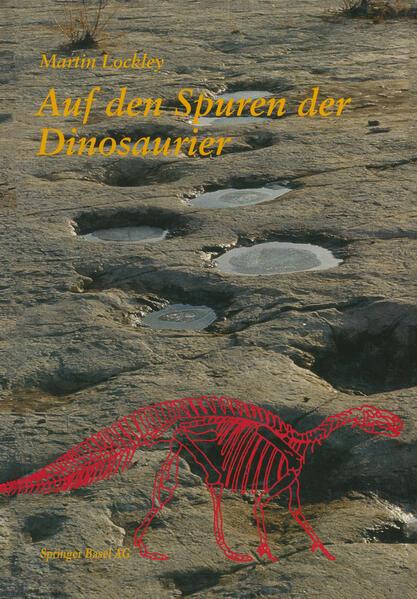 Auf den Spuren der Dinosaurier - Coverbild