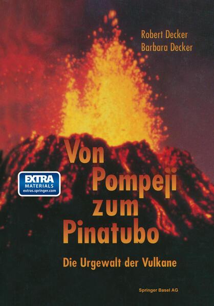 Von Pompeji zum Pinatubo - Coverbild