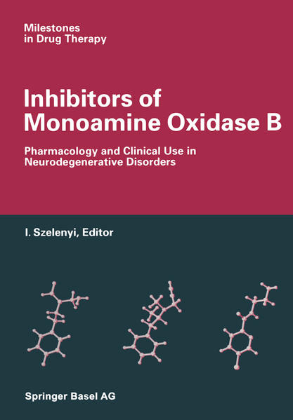 Inhibitors of Monoamine Oxidase B - Coverbild