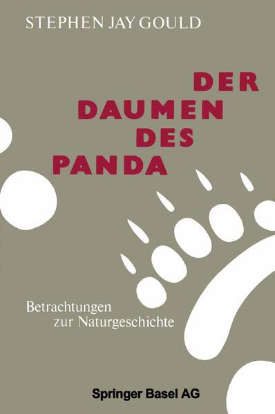 Der Daumen des Panda - Coverbild