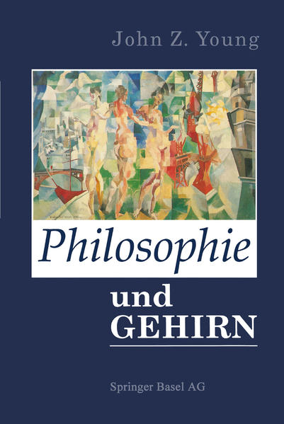 Philosophie und das Gehirn - Coverbild
