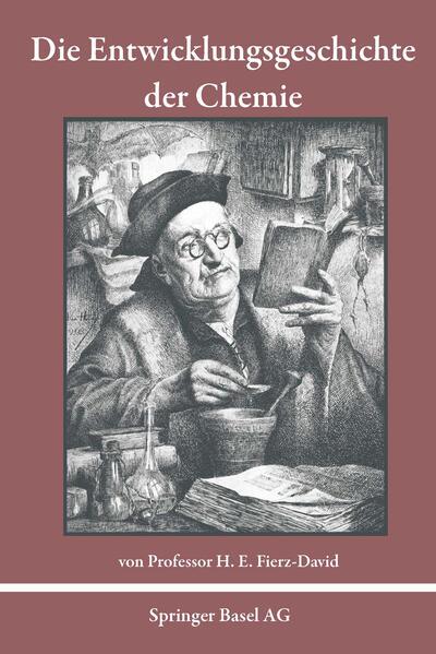 Die Entwicklungsgeschichte der Chemie - Coverbild