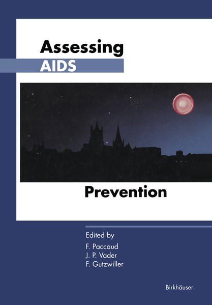 Assessing AIDS Prevention - Coverbild